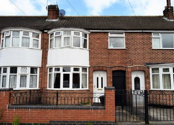 Thumbnail 3 bed town house for sale in Greenwood Road, Humberstone, Leicester