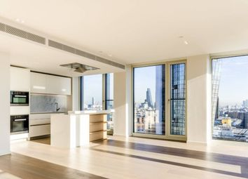 Thumbnail 2 bed flat to rent in South Bank Tower, 55 Upper Ground, Southwark