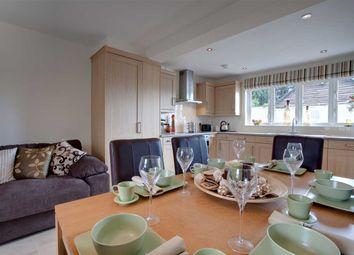 Thumbnail 4 bed detached house for sale in Webb Lane, Tadpole Garden Village, Swindon