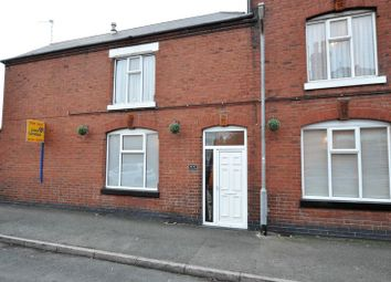 Thumbnail 3 bed flat for sale in Frederick Street, Stapenhill, Burton-On-Trent