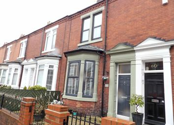 3 bed terraced house for sale in Blagdon Avenue, South Shields NE34