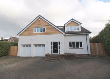Thumbnail 5 bed detached house to rent in Western Way, Ponteland, Newcastle Upon Tyne