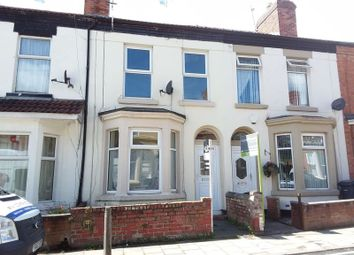 Thumbnail 3 bedroom terraced house to rent in Charlotte Road, Wallasey