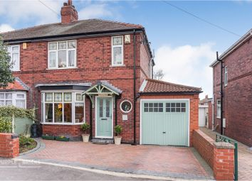 Thumbnail 3 bed semi-detached house for sale in Grosvenor Avenue, Pontefract