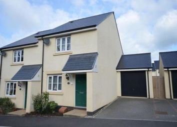 Thumbnail 2 bed property to rent in Carhaix Way, Dawlish