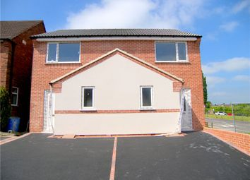Thumbnail 2 bed semi-detached house for sale in 1A, Corner Of Birch Close, Alfreton