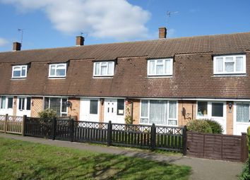 Thumbnail 3 bed terraced house for sale in Knolles Cresecent, Welham Green