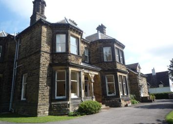 Thumbnail 2 bed flat to rent in King Road, Ilkley