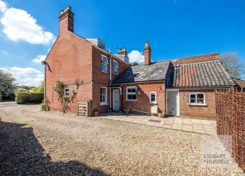 Thumbnail 4 bed semi-detached house for sale in Norwich Road, Horstead, Norfolk