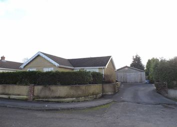 Thumbnail 3 bed detached bungalow for sale in Grove Hill Park, Gorslas, Llanelli