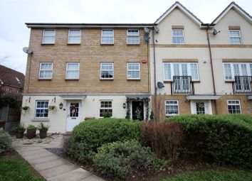 Thumbnail 4 bed town house for sale in Harper Close, Chafford Hundred, Grays