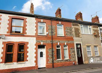 Thumbnail 3 bed terraced house for sale in Carlisle Street, Splott, Cardiff