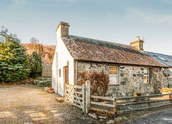 Thumbnail 2 bed semi-detached house for sale in Croftearn, Glenogle, Lochearnhead