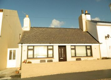 Thumbnail 2 bed semi-detached bungalow to rent in Trafalgar Terrace, Neyland, Milford Haven, Pembrokeshire.