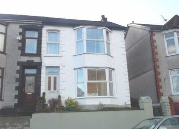 Thumbnail 3 bed semi-detached house for sale in Abercynon Road, Abercynon, Mountain Ash