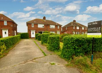 Thumbnail 3 bed semi-detached house for sale in Stockwith Road, Walkeringham