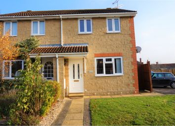 Thumbnail 3 bed semi-detached house for sale in Limbury, Martock