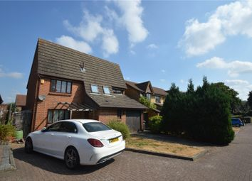 Thumbnail 4 bed detached house to rent in Mistletoe Close, Croydon