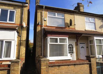Thumbnail 2 bed end terrace house for sale in Belsize Avenue, Woodston, Peterborough
