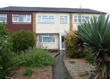 Thumbnail 3 bed terraced house for sale in Upminster Road North, Rainham