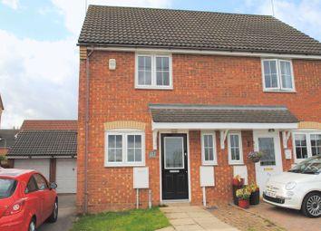 Thumbnail 2 bed semi-detached house to rent in Randall Close, Irthlingborough, Wellingborough