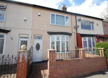 Thumbnail 3 bedroom terraced house to rent in Mansfield Avenue, Thornaby, Stockton-On-Tees