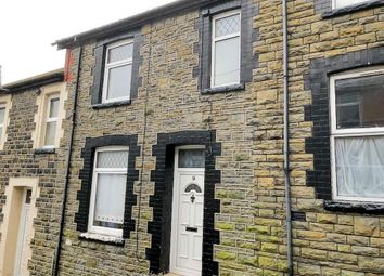 Thumbnail 3 bed terraced house to rent in Cwmaman, Aberdare