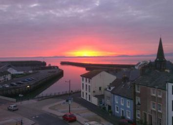 Thumbnail 2 bed flat to rent in Harbour View, Senhouse Street, Maryport