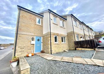 Thumbnail 3 bed end terrace house for sale in Quaker Rise, Brierfield, Nelson