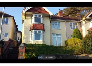 Thumbnail 3 bed semi-detached house to rent in Swansea, Swansea