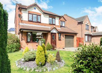 Thumbnail 4 bed detached house for sale in Andersen Court, Townville, Castleford, West Yorkshire