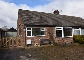 Thumbnail 3 bed semi-detached bungalow for sale in Swainsea Lane, Pickering