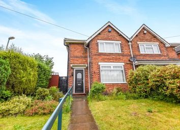 3 bed semi-detached house for sale in Coalpool Lane, Walsall, West Midlands, . WS3