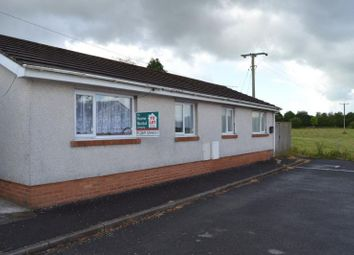 Thumbnail 1 bed bungalow to rent in Parklands Court, Ammanford