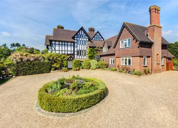 High Street, Taplow, Buckinghamshire SL6. 8 bed detached house for sale