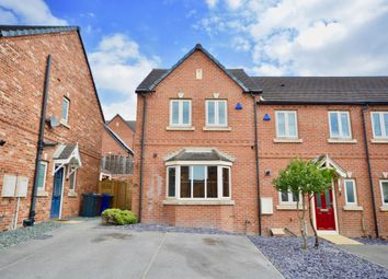 Thumbnail 3 bed town house for sale in Shireoaks Way, Grimethorpe, Barnsley