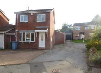 Thumbnail 4 bed property to rent in Stable Close, Worksop
