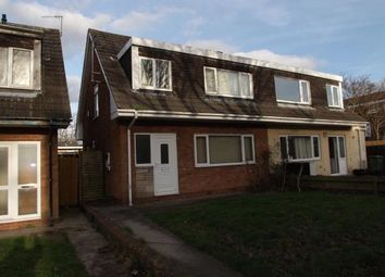 Thumbnail 3 bedroom semi-detached house for sale in Piccadilly Close, Chelmsley Wood, Birmingham, West Midlands