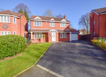 Thumbnail 4 bed detached house for sale in Sylvandale Grove, Bromborough