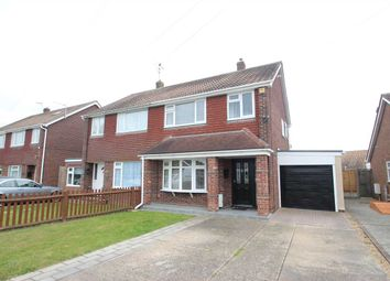 Thumbnail 3 bed semi-detached house for sale in Millers Barn Road, Jaywick, Clacton-On-Sea
