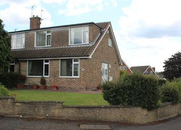 Thumbnail 3 bedroom semi-detached house for sale in Rowan Drive, Selston