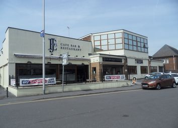 Thumbnail Restaurant/cafe for sale in Vauxhall Road, Llanelli