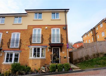 Thumbnail 4 bedroom semi-detached house for sale in Etchingham Drive, St. Leonards-On-Sea