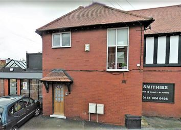 Thumbnail 1 bed property to rent in Warwick Avenue, Crosby, Liverpool