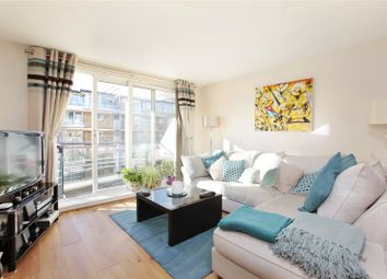 Thumbnail 2 bedroom flat for sale in Compass House, Riverside West, Wandsworth, London