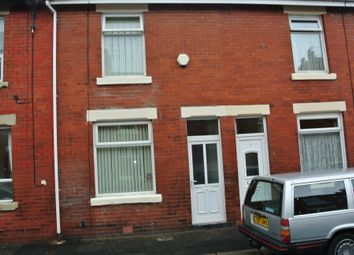 Thumbnail 2 bed terraced house to rent in Warwick Place, Fleetwood