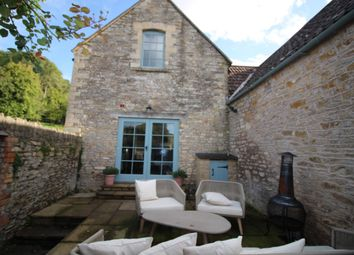 Thumbnail 2 bed barn conversion to rent in Upper Street, Dyrham, Chippenham