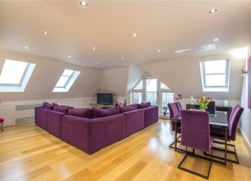 Thumbnail 3 bed flat for sale in Vantage Point, 12 Victors Way, High Barnet, Hertfordshire