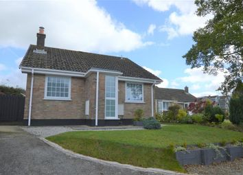 Thumbnail 2 bed detached bungalow for sale in Tamblin Avenue, Dobwalls, Liskeard, Cornwall