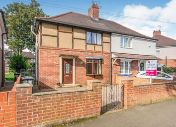 Thumbnail 3 bed semi-detached house for sale in Cumberland Avenue, Intake, Doncaster